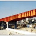 Adana Light Rail Transit System. Seyhan River Viaduct