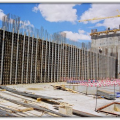 4x360 MW Afsin-Elbistan B Thermal Power Plant. Manufacturing of Formwork