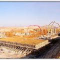 4x360 MW Afsin-Elbistan B Thermal Power Plant. Boiler and Boiler House Foundations