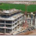 Mediterranean Exporters Union, Mersin. Construction of Headquarters
