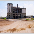 CIMSA Cement Mersin Plant. White Cement Mill Building