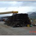 Ermenek HEPP. TH36 Tunnel Support Segments for Energy Tunnel