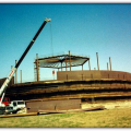 ATAS Refinery, Mersin. 30.000 m³ Fuel Oil Tank