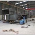 CIMSA Cement Eskisehir Plant. Manufacturing of ID Fan Casing