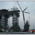SODA Industries, Mersin Factory. Lime Kilns
