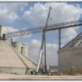 CIMSA Cement Kayseri Plant. Clinker Stock Hall