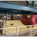 2x700 MW Sugözü Thermal Power Plant. Condenser Installation