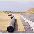 Kromsan Factories, Mersin. HDPE Geomembrane Lining for the Solid Waste Landfill Facility
