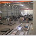Lamas III-IV HEPP. Manufacturing of Penstocks