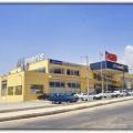 MERIS Stores, Mersin. Construction of Supermarket