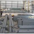 Enerjisa Bandirma HRSG. Packed Structural Steel Components