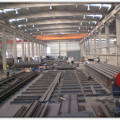 Camis Electric Mersin-2 Plant. Manufacturing of HRSG Supporting Steel Structure