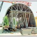 Tangier-Asilah Motorway, Morocco. Manufacturing of Viaduct Formwork