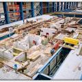 2x700 MW Sugozu Thermal Power Plant. Construction of Turbine Foundations