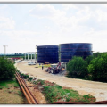SODA Industries, Yenice. Saline Water Storage Tanks