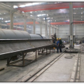 Welding of Built-up Beams by Fully Automatic SAW