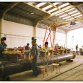 Manufacturing of High Pressure Steam Collector