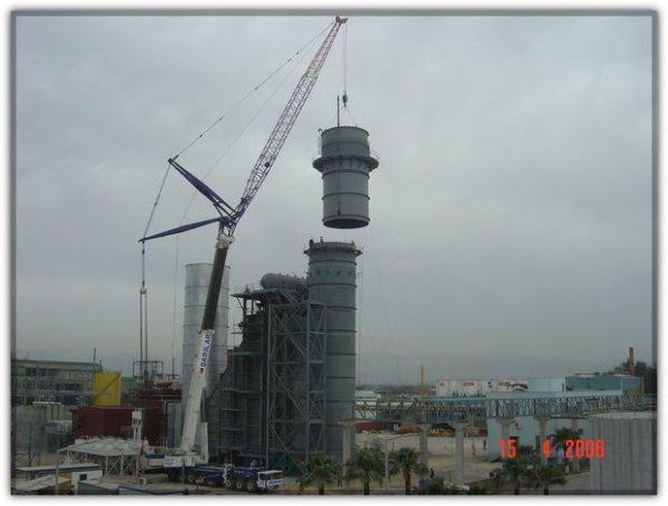 Heat Recovery Steam Generators Hrsg Toros Construction