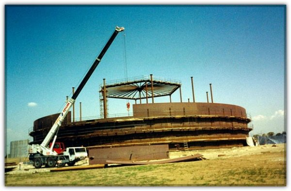 oil storage tank construction pdf